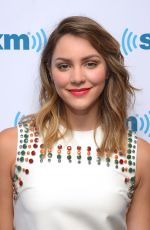 KATHARINE MCPHEE at SiriusXM Studios in New York