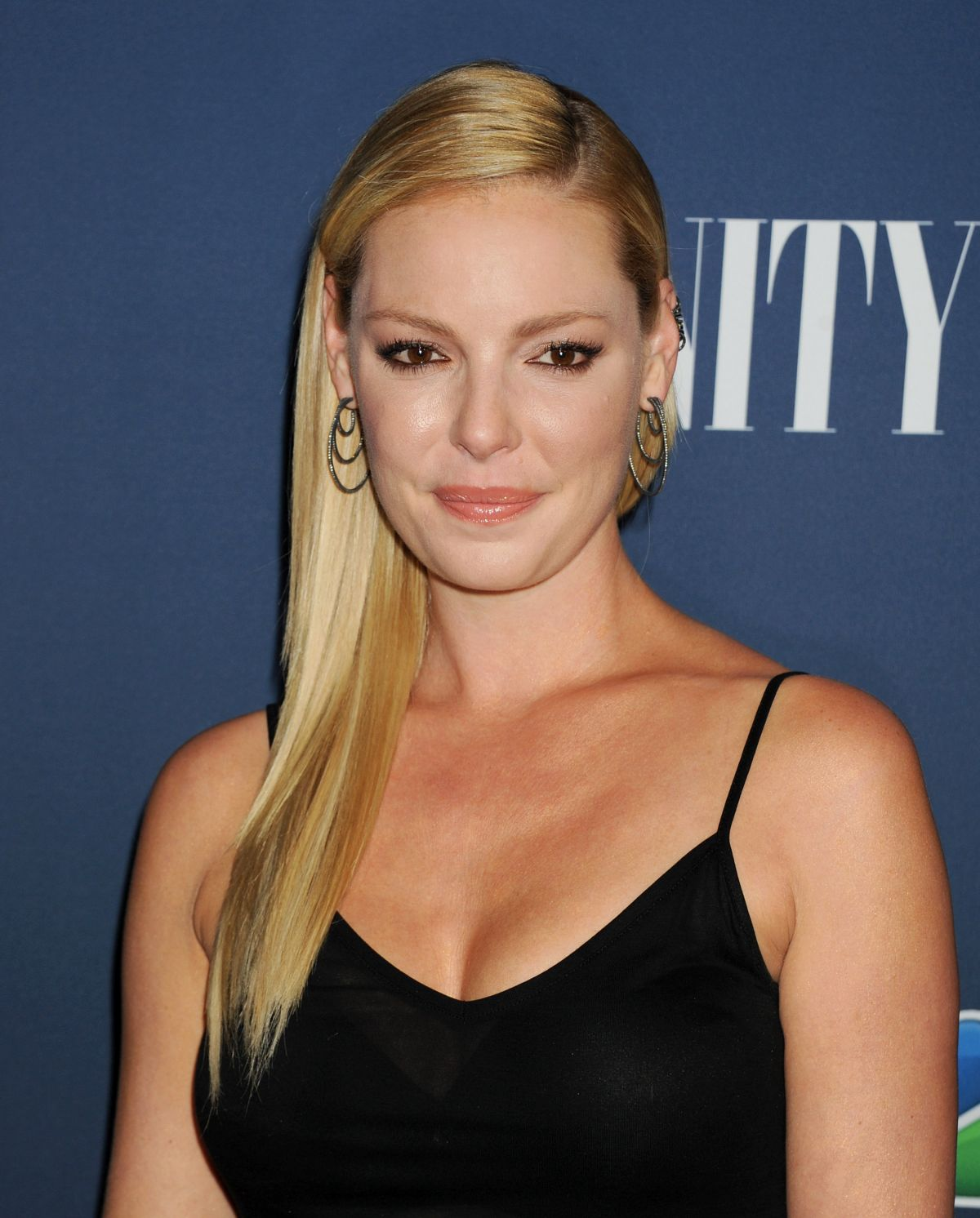 KATHERINE HEIGL at NBC and Vanity Fair 2014/2015 TV Season Party in ... Katherine Heigl
