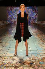 KATHERINE MCNAMARA at Lie Sangbong Fashion Show in New York