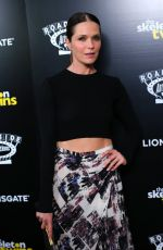 KATIE ASELTON at The Skeleton Wwins Premiere in Hollywood