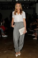 KATIE CASSIDY at Houghton Spring 2015 Fashion Show in New York