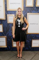 KATRINA BOWDEN at Marchesa Voyage for Shopstyle Collection Event in New York