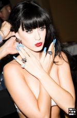 KATY PERRY in MTV VMA Dressing Room