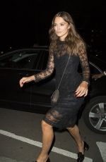 KEIRA KNIGHTLEY Arrives at Genetic X Liberty Ross Launch Event in London