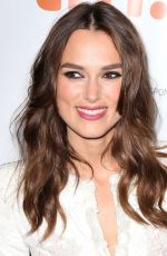 KEIRA KNIGHTLEY at The Imitation Game Premiere in Toronto