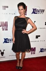 KELLY MONACO at Jimi: All Is By My Side Screening in Hollywood