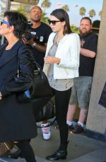 KENDALL JENNER Arrives at LAX Airport 1209