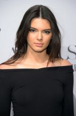 KENDALL JENNER at Russell James' Angek Book Launch in New York