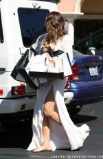 KHLOE KARDASHIAN Out Shopping in Los Angeles 0109