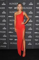 KIMBERLEY GARNER at Hunger Magazine Issue 7 Launch Party in London