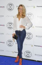 KIMBERLEY GARNER at Jeans for Genes Day in London