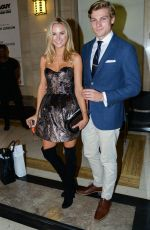 KIMBERLEY GARNER at Le Photographe Fashion Show in London