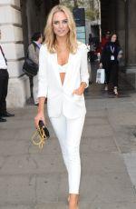 KIMBERLEY GARNER at Somerset House for London Fashion Week