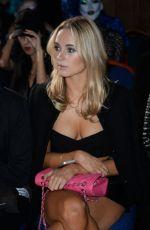 KIMBERLEY GARNER at Sorapol Fashion Show in London