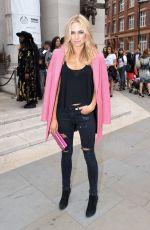 KIMBERLEY GARNER at Zeynep Kartal Fashion Show in London