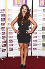 KIMBERLY KISSELOVICH at National Reality TV Awards in London