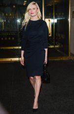 KIRSTEN DUNST Arrives at NBC Studio in New York