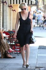KIRSTEN DUNST Out and About in Los Feliz