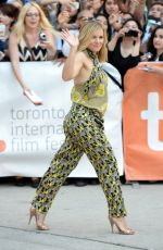 KRISTEN BELL at The Judge Premiere in Toronto