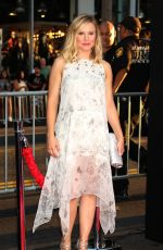 KRISTEN BELL at This Is Where I Leave You Premiere in Hollywood