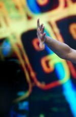 KYLIE MINOGUE at El Hormiguero Show in Madrid