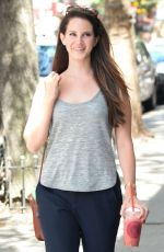 LANA DEL REY Out and About in Downtown Manhattan