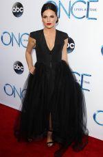 LANA PARRILLA at Once Upon A Time Season 4 Screening in Hollywood