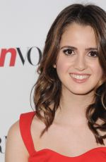 LAURA MARANO at 2014 Teen Vogue Young Hollywood Party in Beverly Hills