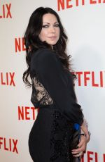 LAURA PREPON at Netflix Launch Party in Paris