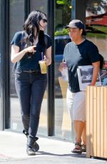 LAURA PREPON Out and About in Los Feliz