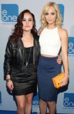 LAURA VANDERVOORT at Entertainment One Toasts 2014 Film Slate in Toronto