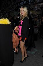 LAURA WHITMORE at Fyodor Golan Fashion Show in London