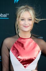 LAURA WHITMORE at Peace One Day Gala in London