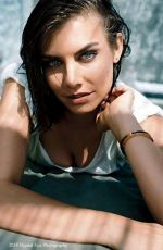 LAUREN COHAN in GQ Magazine, October 2014 Issue