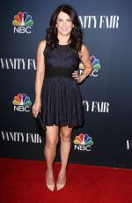 LAUREN GRAHAM at NBC and Vanity Fair 2014/2015 TV Season Party in West Hollywood
