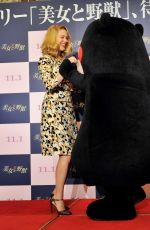 LEA SEYDOUX at Beauty and the Beast Photocall in Tokyo