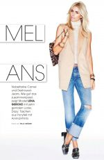 LENA GERCKE in InStyle Magazine, Germany October 2014 Issue