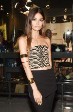 LILY ALDRIDGE at Fashion Rocks 2014 in New York