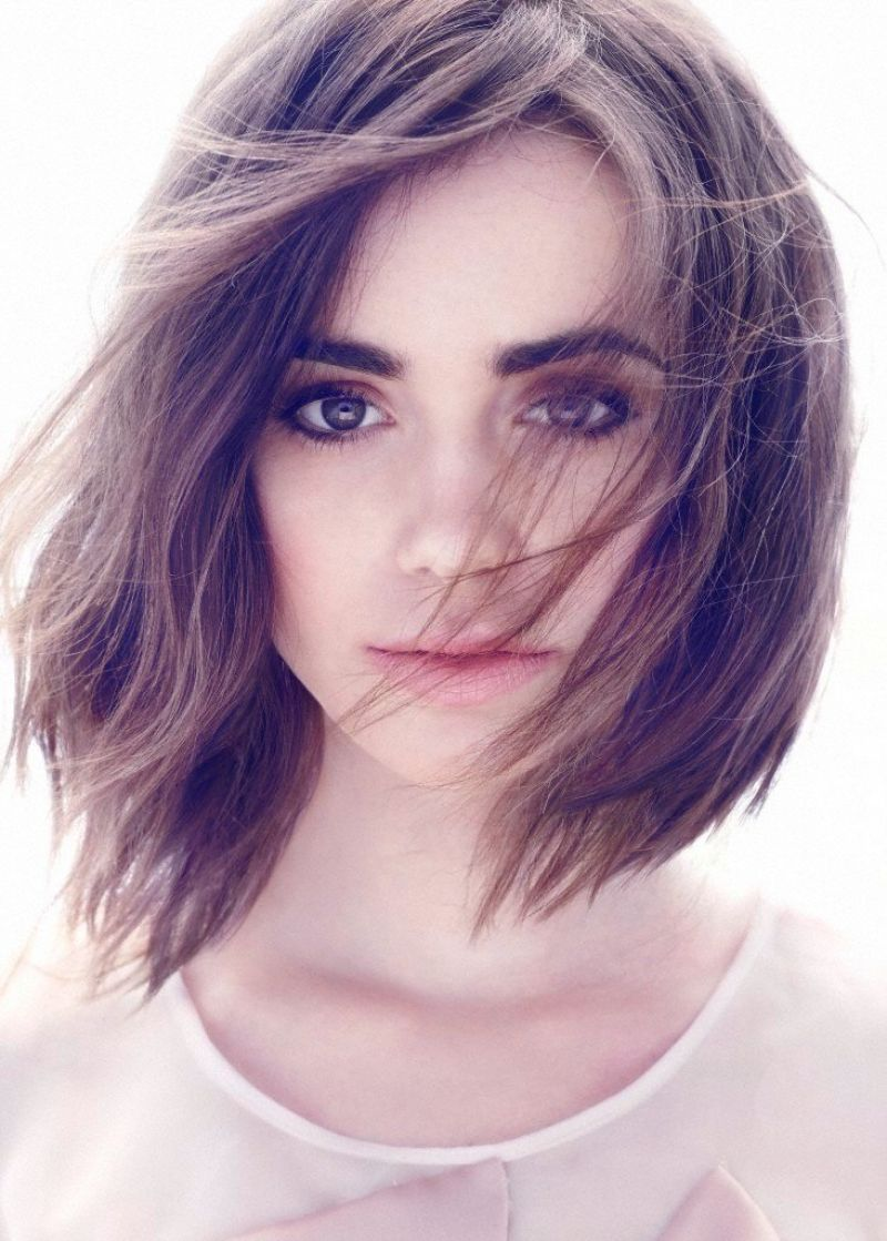 LILY COLLINS - James W...