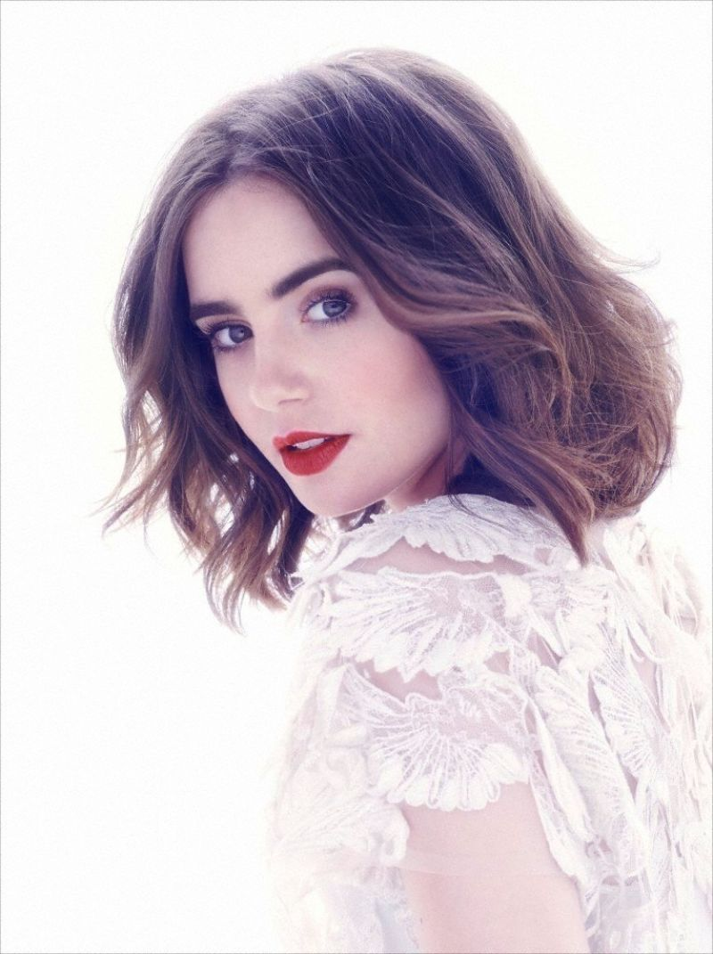 lily collins vk