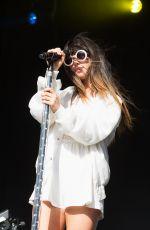LOUISA ROSE ALLEN Performs at Fusion Festival 2014 in Birmingham