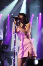 LOUISA ROSE ALLEN Performs at iTunes Festival in London