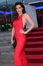 LOUISE CLIFFE at Men Diary Party in Manchester