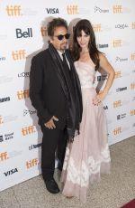 LUCILA SOLA at Toronto International Film Festival Gala