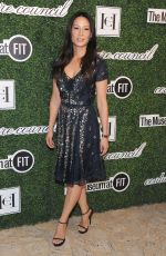 LUCY LIY at Couture Council Awards 2014 in New York