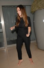 LUCY PINDER at Izabelle Hammon Press Launch in London