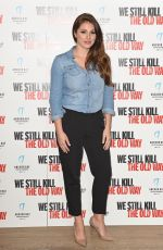 LUCY PINDER at We Still Kill the Old Way Screening in London