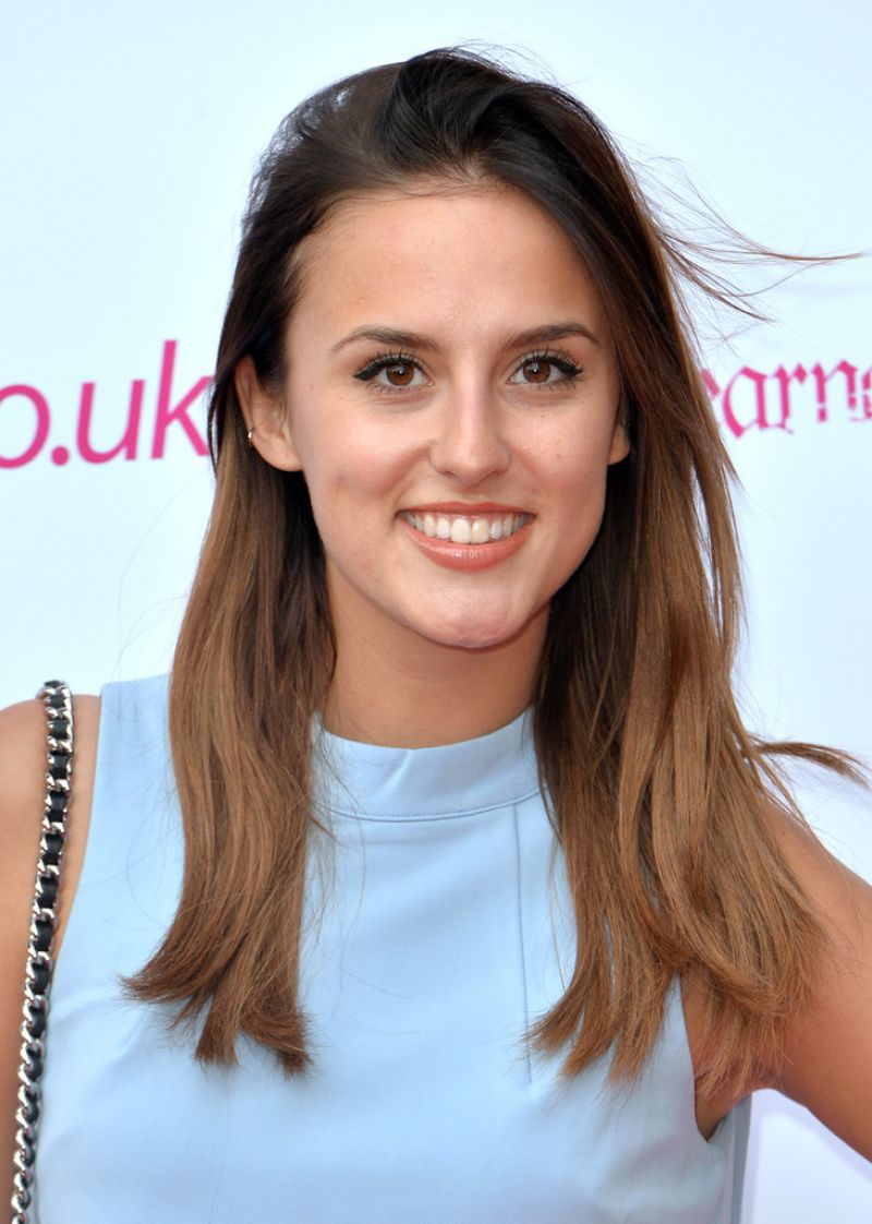 Lucy Watson At Fearne Cotton For Very Co Uk Photocall And Fashion Show In London Hawtcelebs