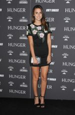 LUCY WATSON at Hunger Magazine Issue 7 Launch Party in London