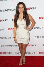 MADISON PETTIS at at 2014 Teen Vogue Young Hollywood Party in Beverly Hills